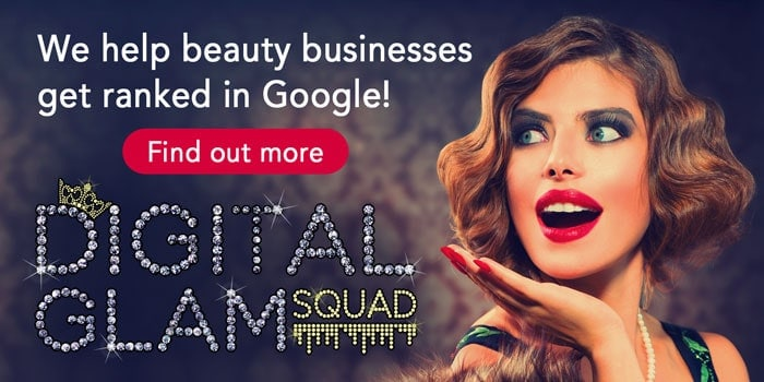 Get your salon ranked in Google
