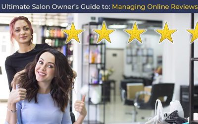 How to Manage Your Salon's Reviews