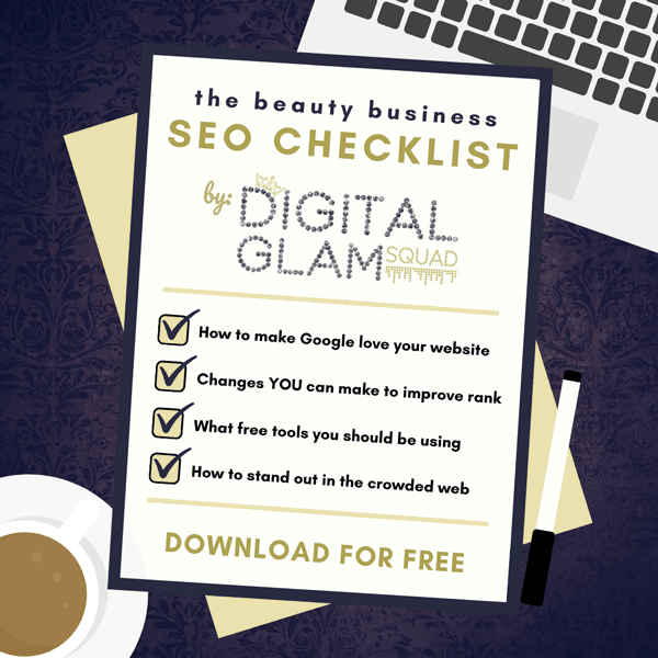 The Beauty Business SEO Checklist